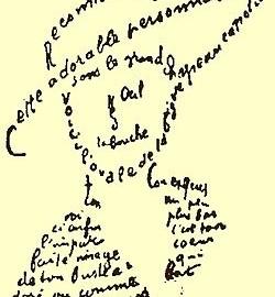 250px-Calligramme