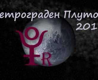 РЕТРО ПЛУТОН 2015