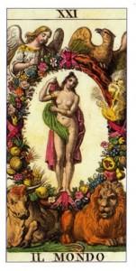 world-tarot-card