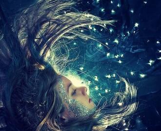 blue-face-girl-glitter-magic-Favim.com-459681
