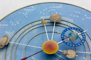 26938842-the-clock-of-the-planets-in-pesariis-italy
